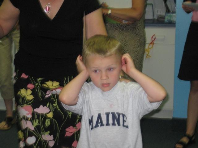 Nick age 4